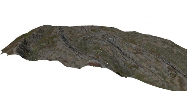 Terremoti, i droni per lo studio dei rischi sismici