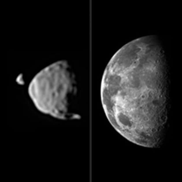 Pac-Man spaziale: Phobos