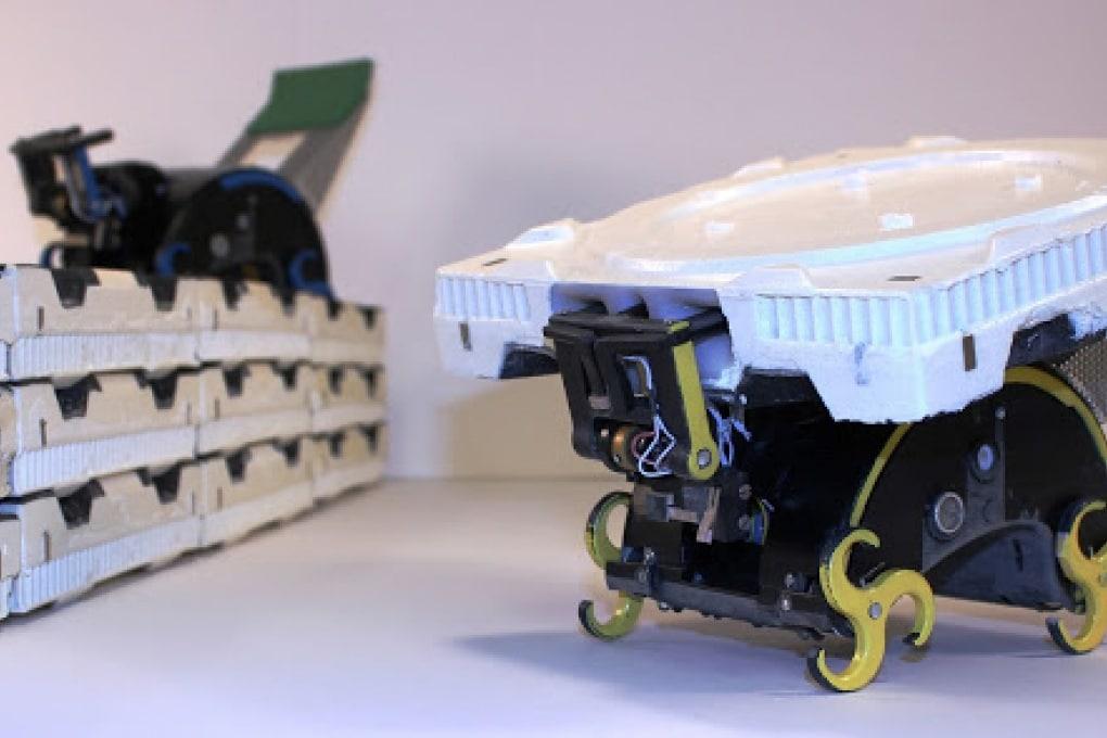 TERMES, il robot termite