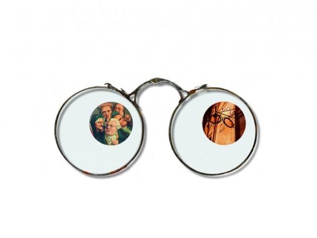 La storia dell'occhiale... in 4 minuti