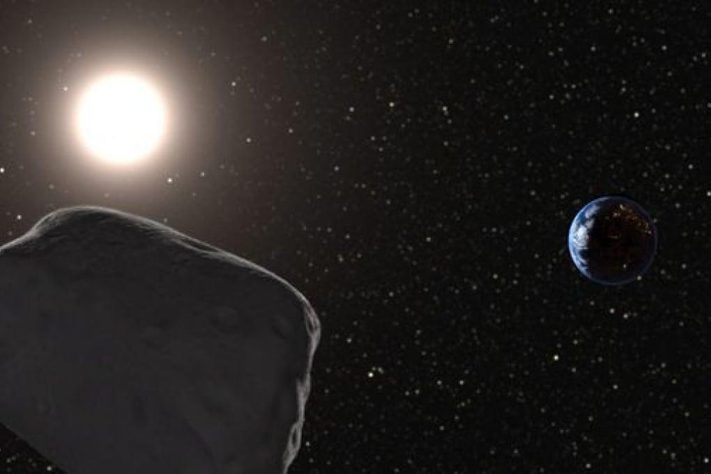 Oggi il passaggio dell'asteroide Apophis