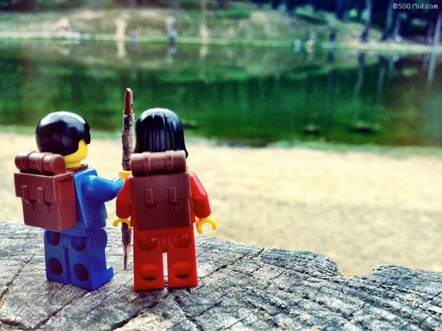 World Water Day: viaggi d'acqua con i Lego