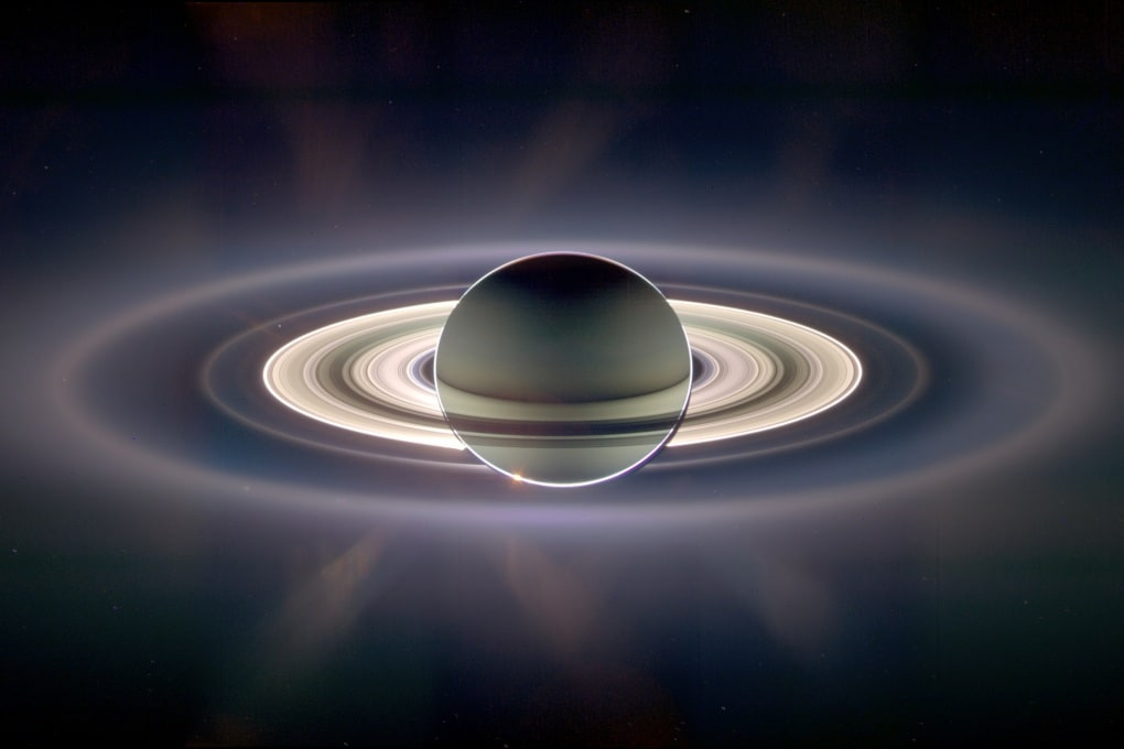 Saturno e la fabbrica delle mini-lune
