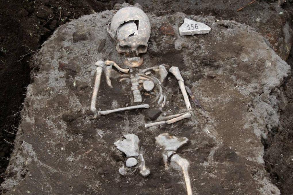 Trovata in Bulgaria una tomba di un