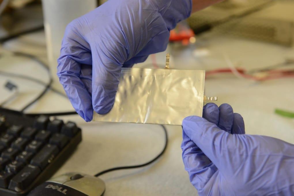 Le batterie agli ioni di alluminio