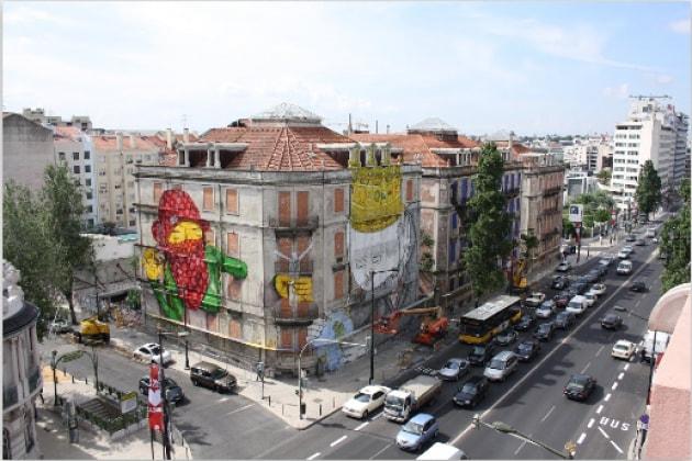 Alla scoperta della street art con Google