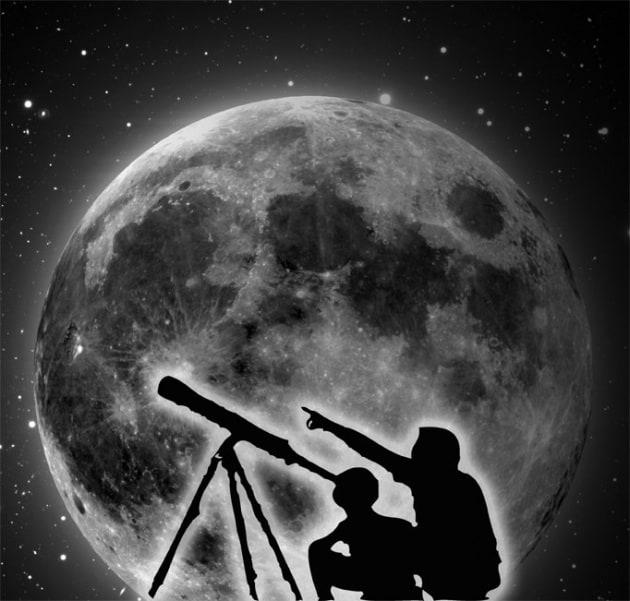 La Notte Della Luna.Sabato 12 Ottobre E La Notte Della Luna 2013 Tutti Con Il