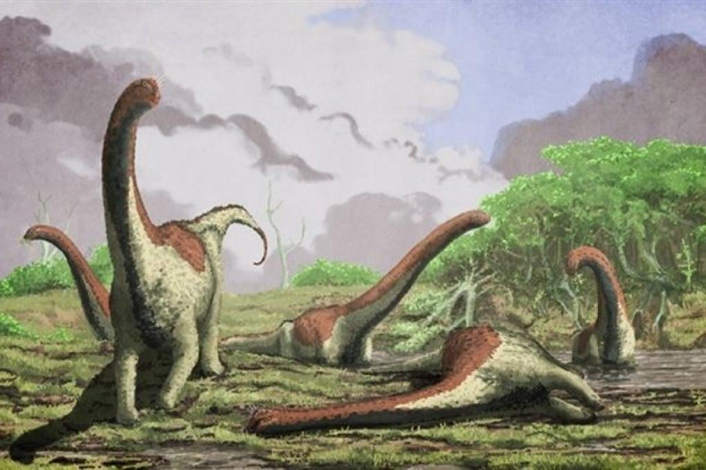 Scoperto un (altro) dinosauro gigante in Tanzania