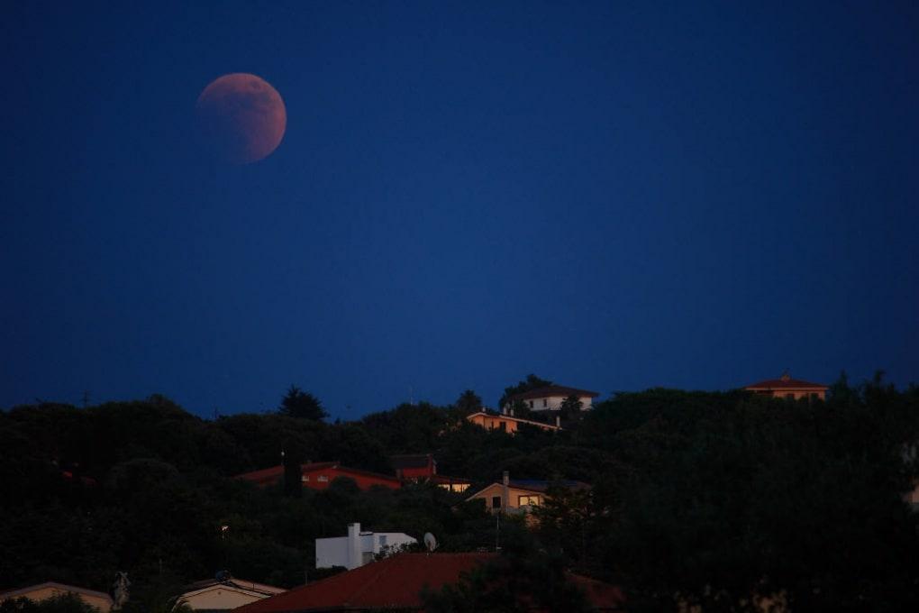 La tua eclissi