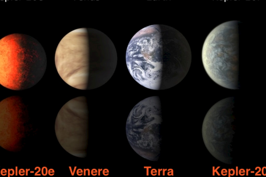 Trovati  due esopianeti simili alla Terra