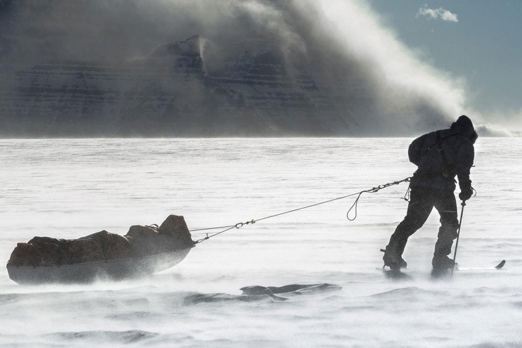 Sulle orme ghiacciate del capitano Scott