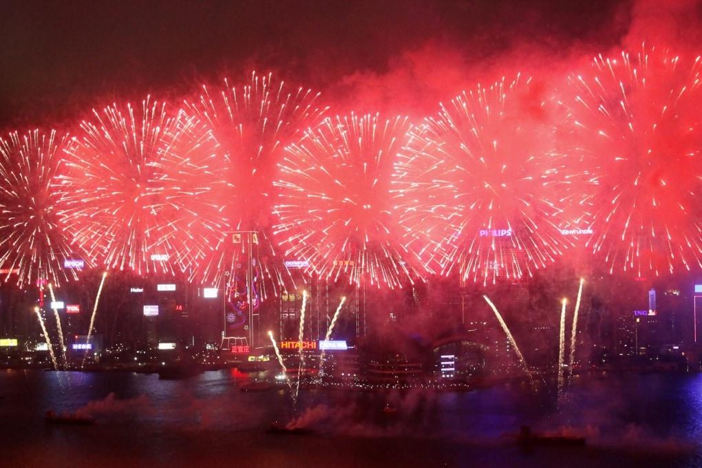 La scienza dei fuochi d'artificio
