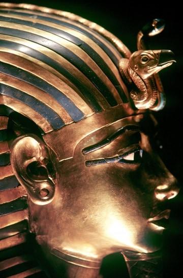 Ecco come doveva apparire Tutankhamon