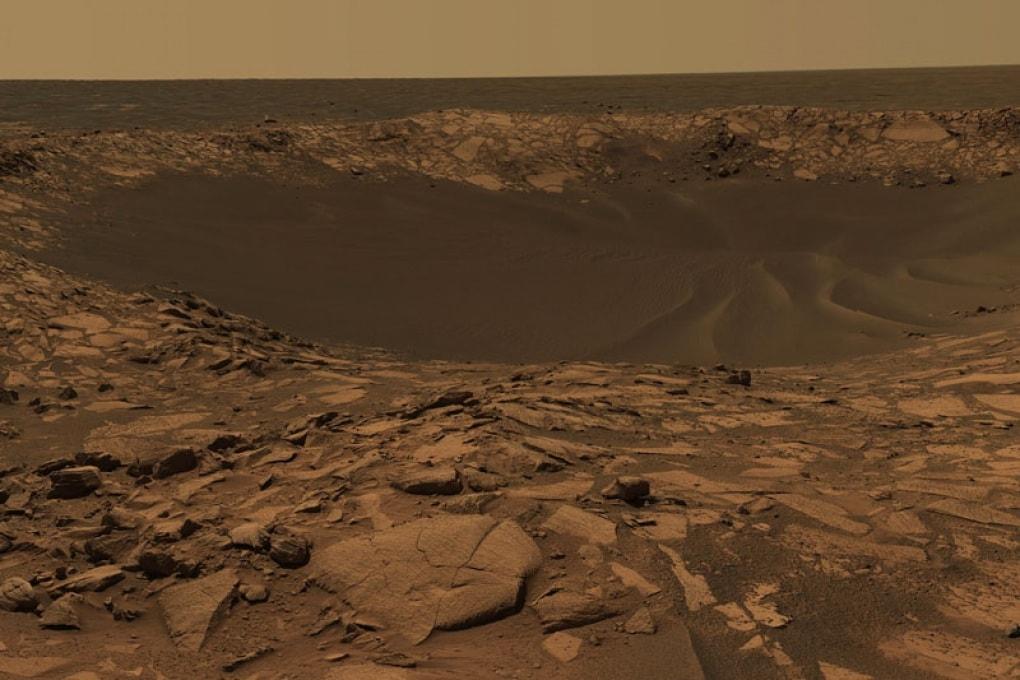 Ci fu vita su Marte. La tesi di due ricerche parallele