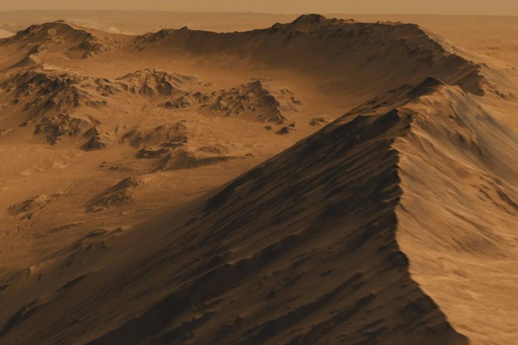 Identificato il cratere d'origine di quasi tutte le meteoriti marziane