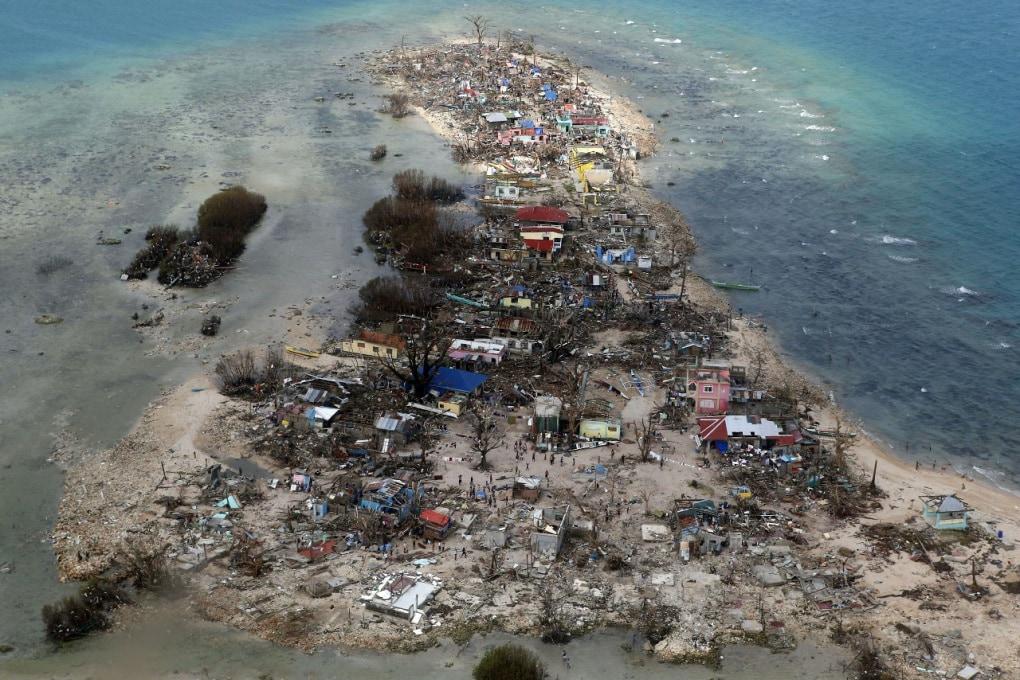 Tifone Haiyan: la colpa è dell'uomo?
