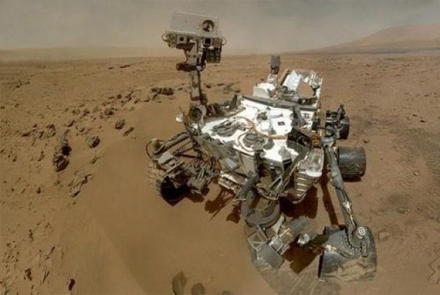 C'è metano su Marte