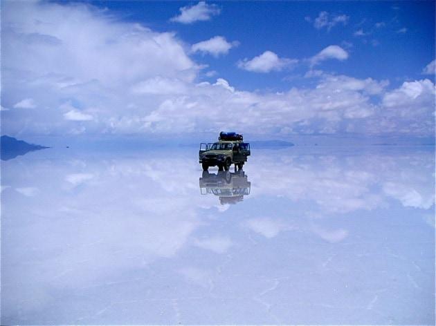 I luoghi più incredibili della Terra
