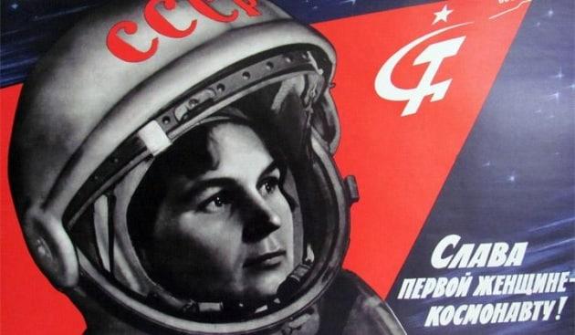 La propaganda sovietica e la corsa allo spazio dei cosmonauti