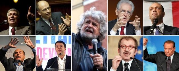I politici e la loro voce sotto esame