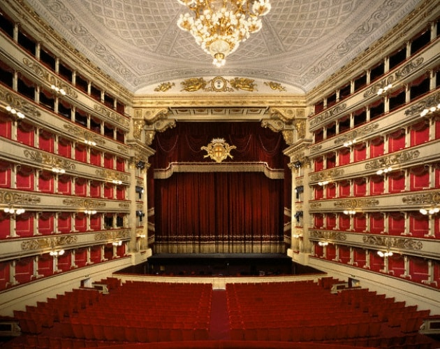 Perché il Teatro alla Scala si chiama così?