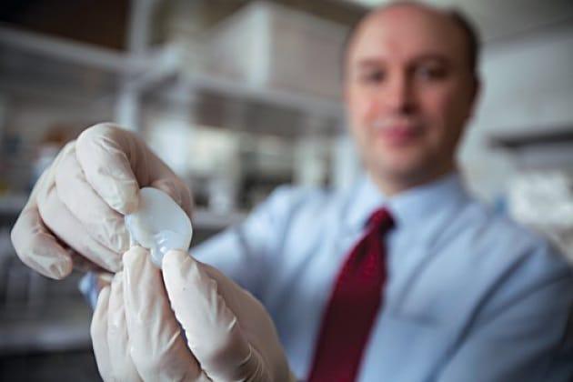 5 parti del corpo che possono essere stampate in 3D