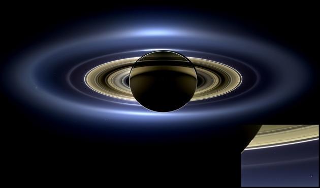 Il magnifico viaggio della sonda Cassini