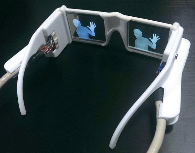 Oltre i Google Glass: dall'Università di Oxford  in arrivo occhiali per ciechi