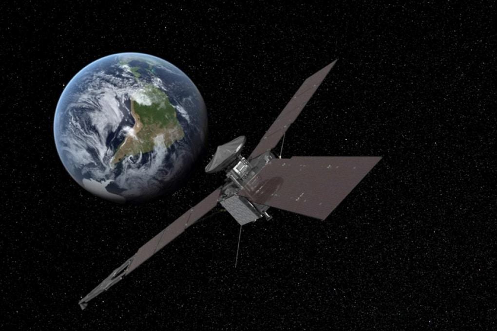 La sonda della Nasa Juno filma il valzer tra la Terra e la Luna