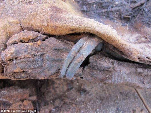 Il cimitero egizio con un milione di morti