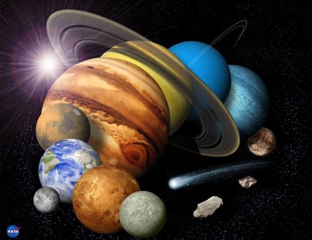 10 domande curiose sul Sistema Solare