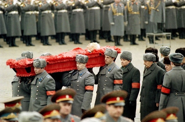 Quando a Mosca c'era Michail Gorbačëv