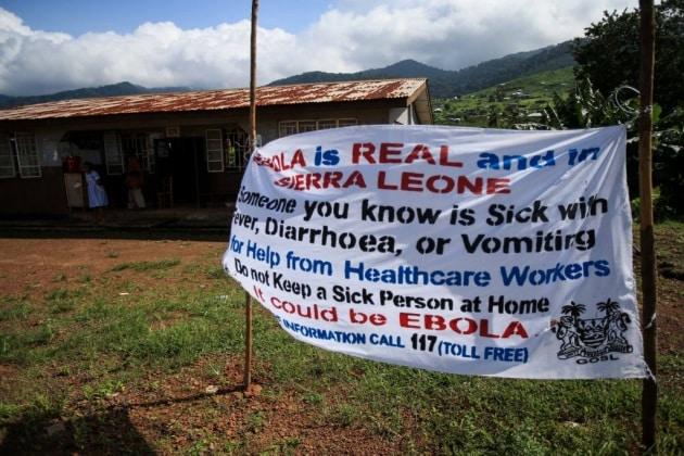 Ebola, il punto sulla corsa dell'epidemia