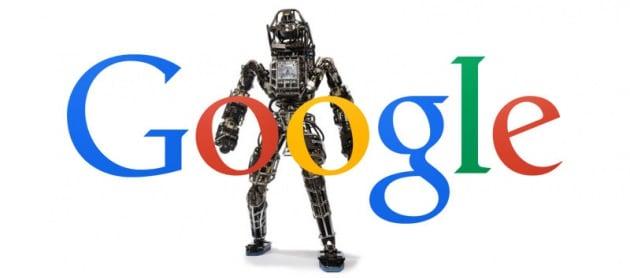 Come saranno i robot di Google?