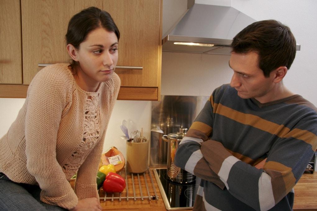 I litigi fanno bene alle coppie?