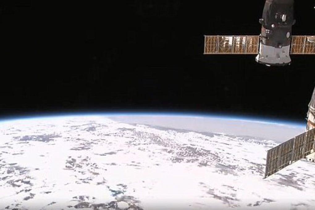 Ora puoi guardare la Terra con gli occhi di un astronauta