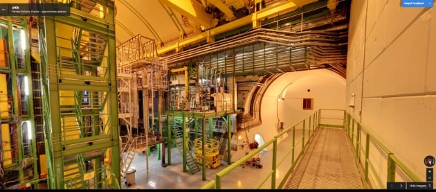 Google Street View alla scoperta del CERN