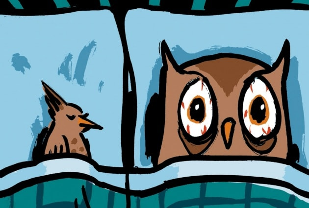 Sei mattiniero o nottambulo? Gufo o allodola?