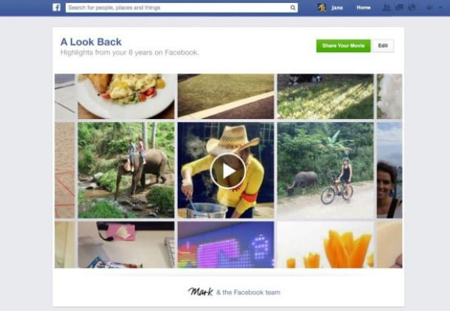 A Look Back e Paper: i regali di Facebook per i suoi primi 10 anni