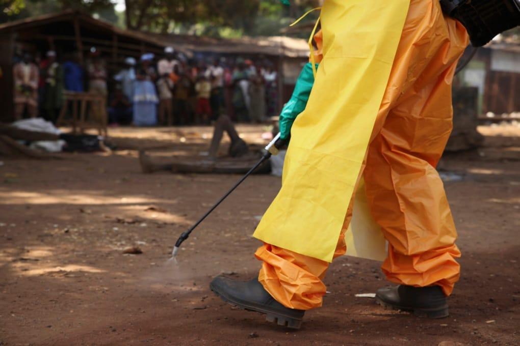 Il virus Ebola non muta in modo significativo
