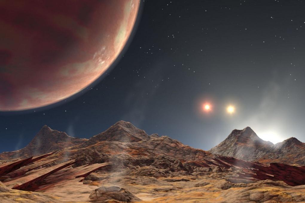 Nel 2069 si parte per Alpha Centauri