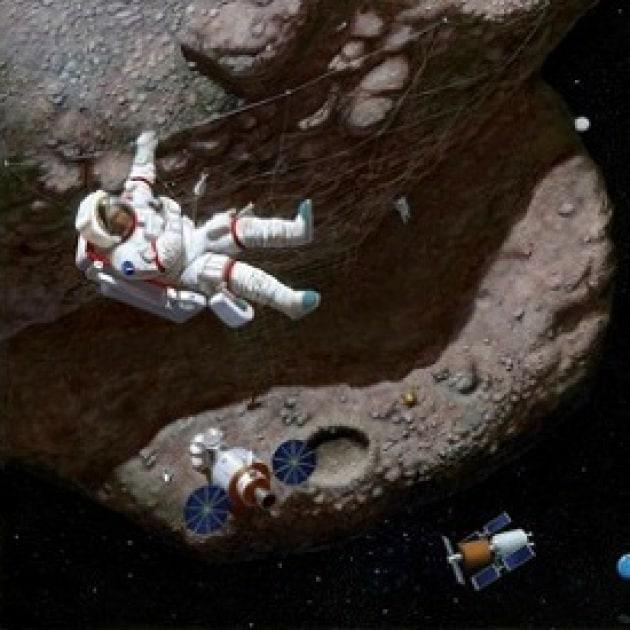 Pronti alla conquista degli asteroidi