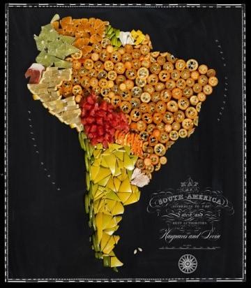 Paesi che vai, cibo che trovi