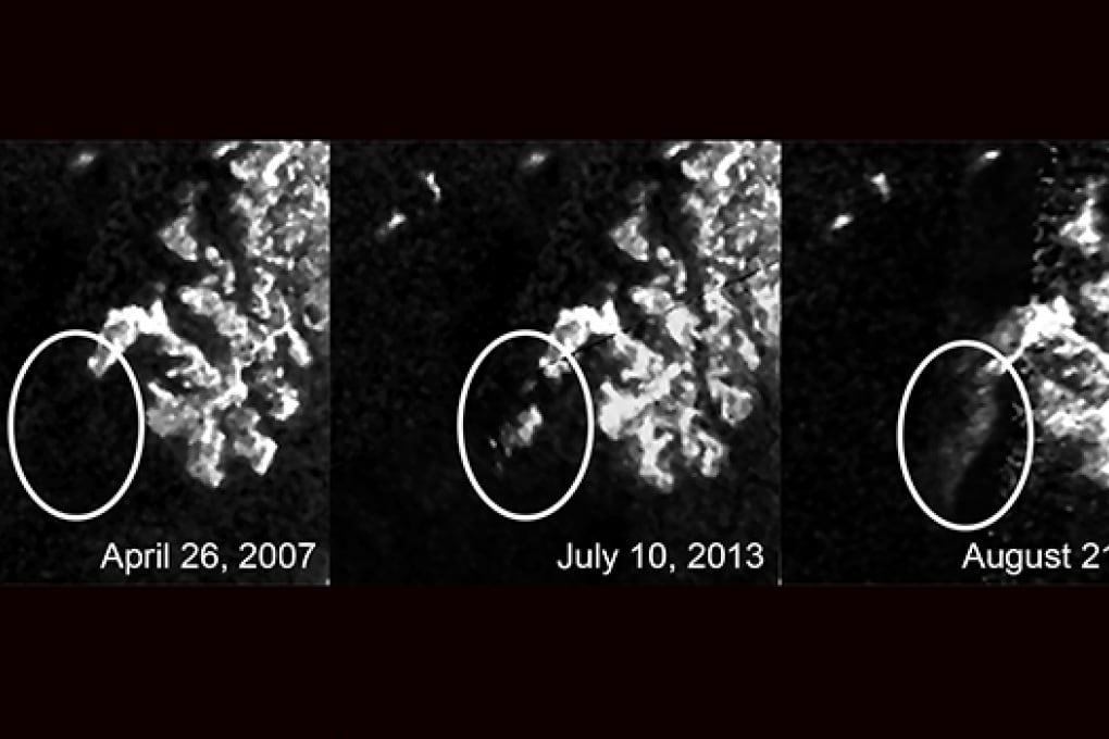 Cassini studia l'isola misteriosa di Titano