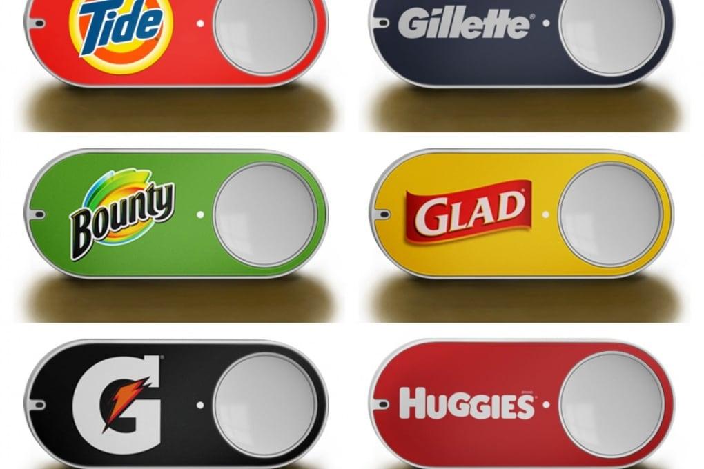 Amazon Dash: il pulsante magico per lo shopping