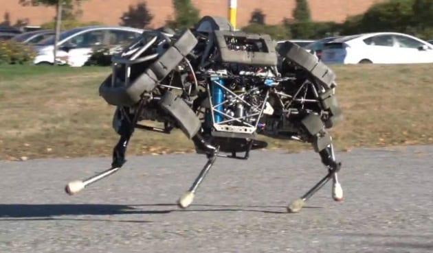 WildCat, il nuovo robot di Boston Dynamics
