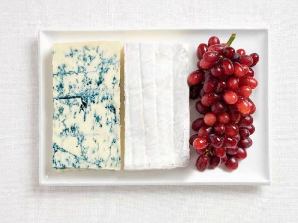5france-flag-made-from-food
