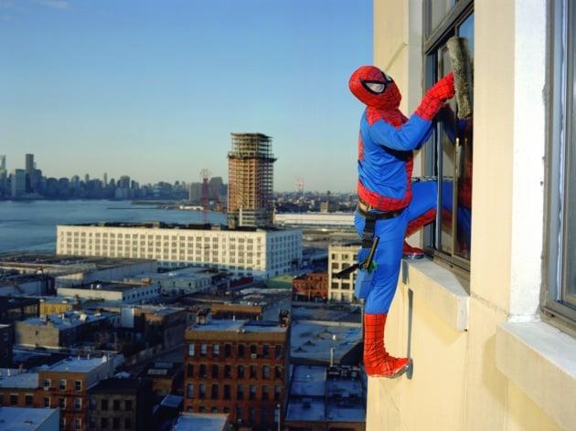 I supereroi sono dappertutto