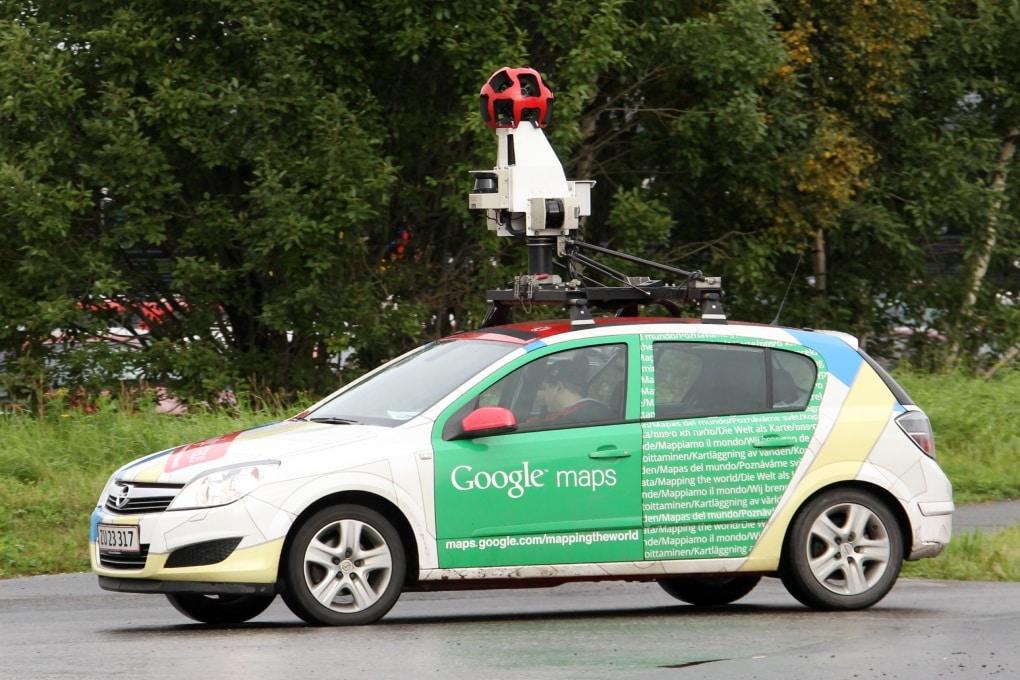 Le auto di Google a caccia di fughe di gas