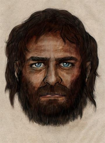 Occhi azzurri, pelle d'ebano: come eravamo, 7 mila anni fa